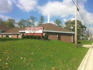 Oak Park Church in Richmond, IN